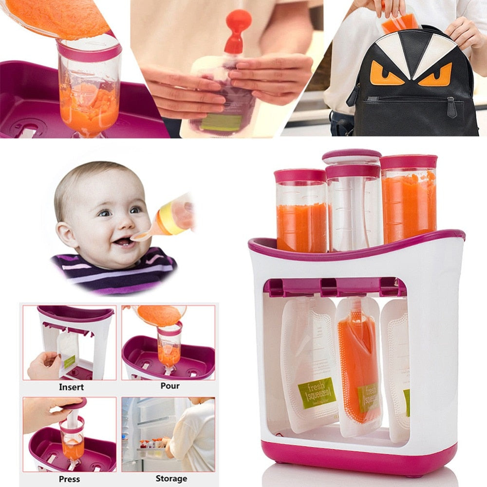 Baby Food Station
