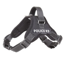 Load image into Gallery viewer, Police K9 Pet Dog Harness