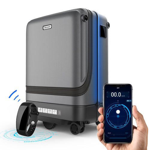 Smart Auto Follow Suitcase