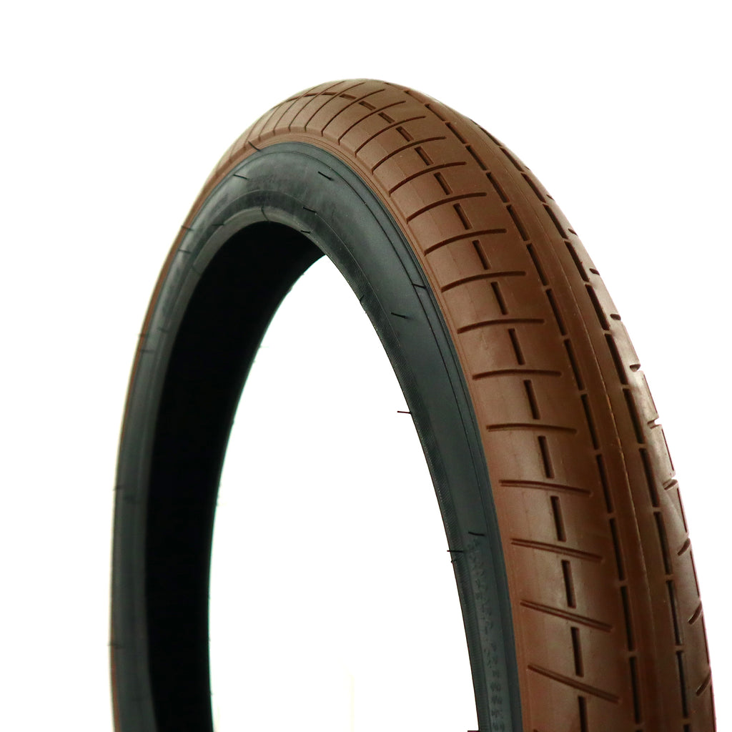 "Tires - Precise 20"" x 2.40 - Brown"