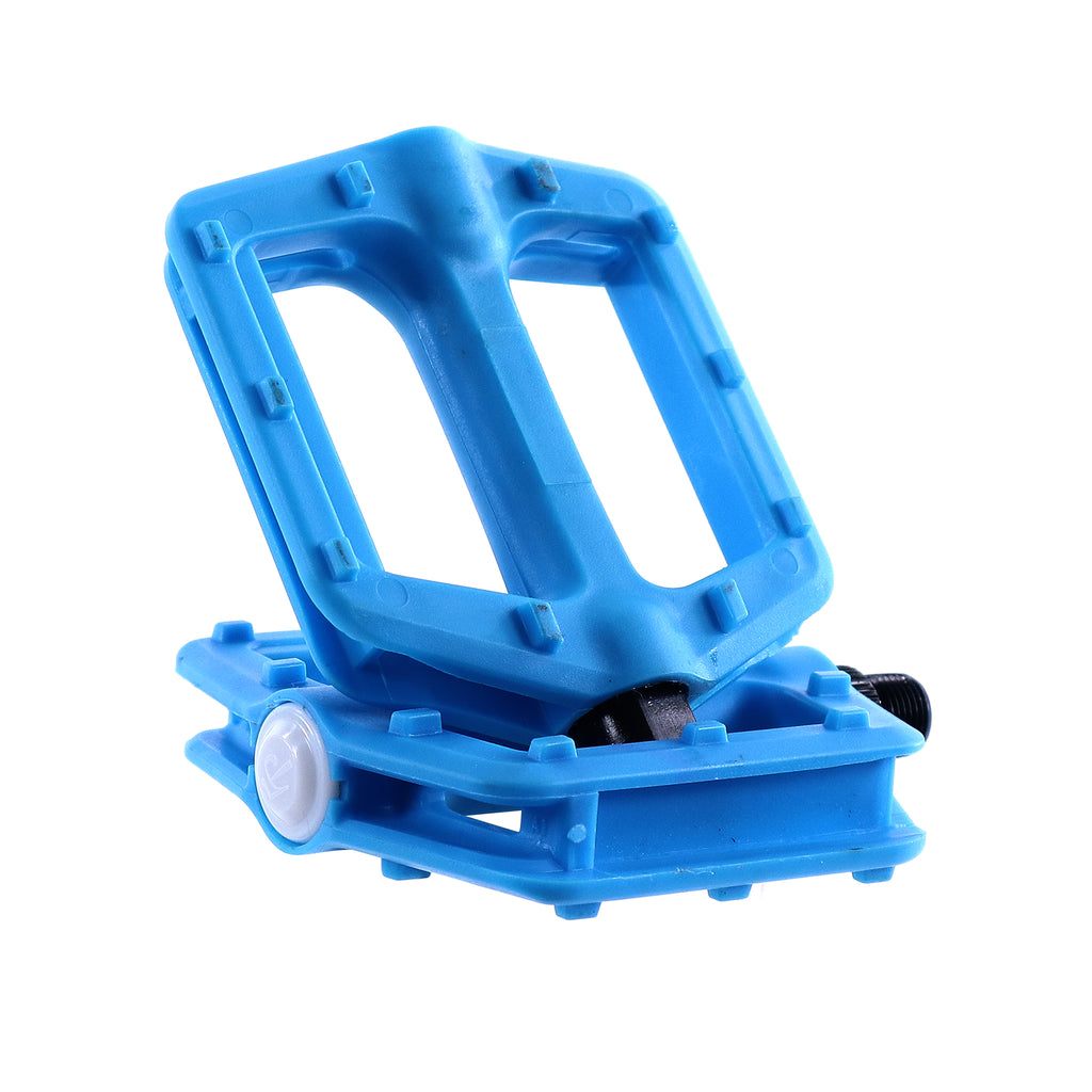 "Pedals- 9/16"" Blue"
