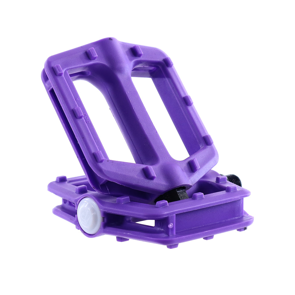 "Pedals- 9/16"" Purple"