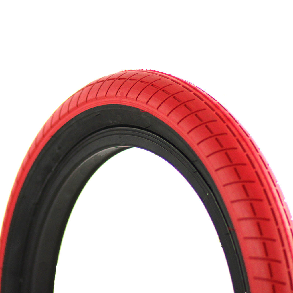 "Tires - Precise 20"" x2.40 - Red"