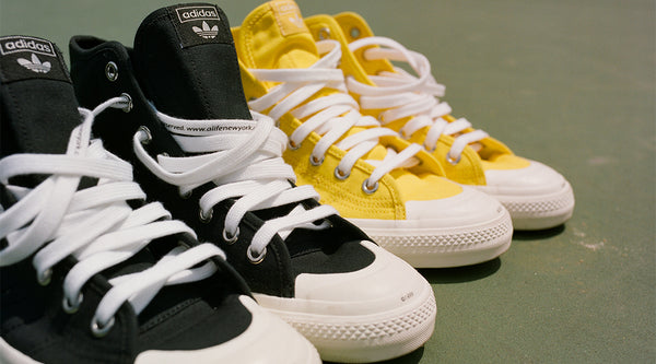 ADIDAS ORIGINALS BY ALIFE NIZZA HI