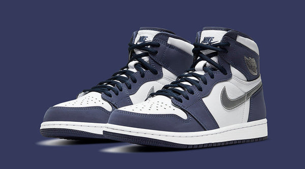 AIR JORDAN 1 RETRO HIGH 'MIDNIGHT NAVY'