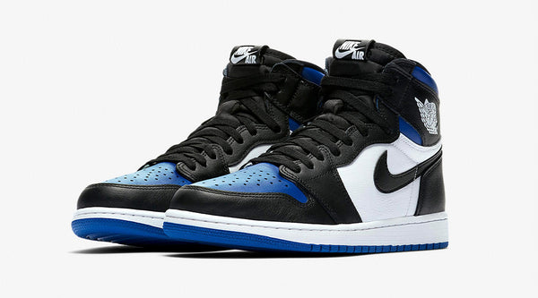 AIR JORDAN 1 HIGH 'ROYAL TOE' (GS)