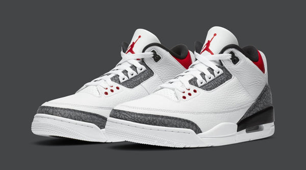 AIR JORDAN 3 'DENIM'