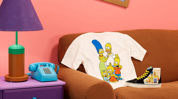 VANS x THE SIMPSONS COLLECTION