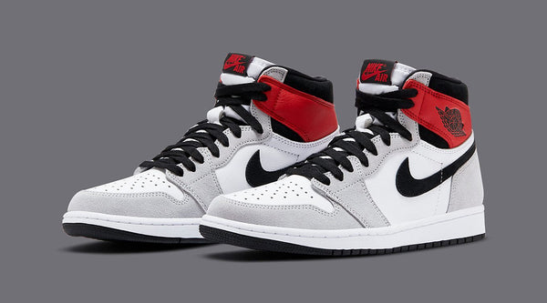 AIR JORDAN 1 RETRO HIGH GS 'SMOKE GREY'