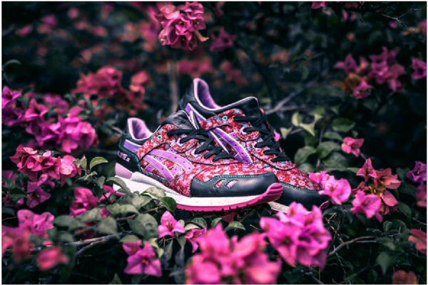 "ASICS Tiger x Limited Edt Gel Lyte III ""Vanda"" – October 2015"