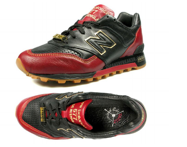 New Balance x Limited Edt Vault 577LE - 2008