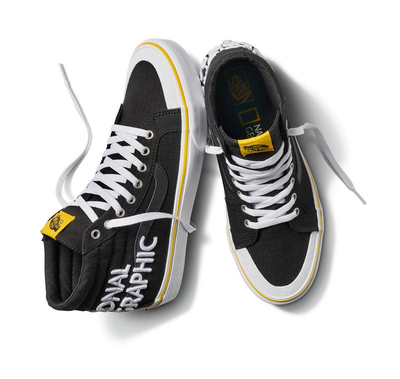 + National Geographic Sk8-Hi Reissue 138
