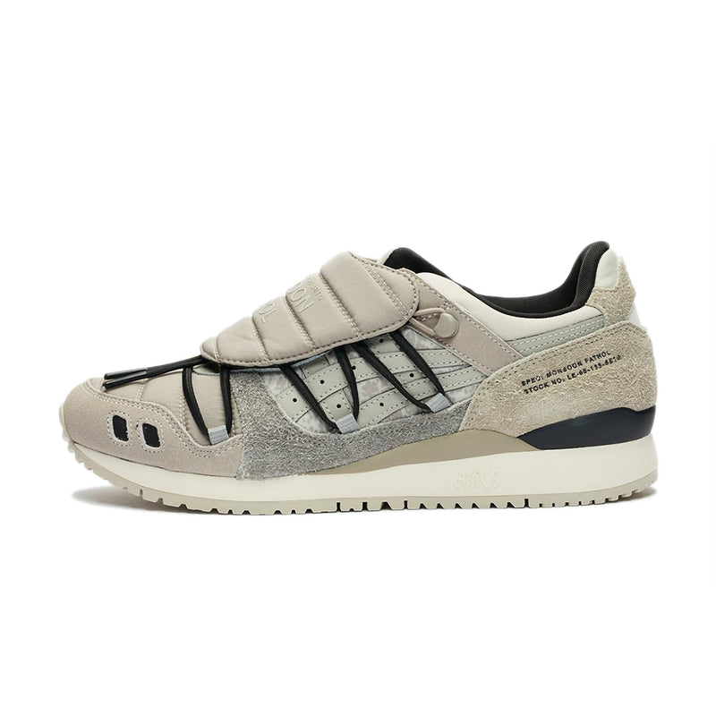 + Limited Edt x SBTG GEL-Lyte III 'Monsoon Patrol II - Grey'