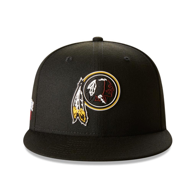 Washington Redskins NFL 20 Draft Official 9FIFTY Cap