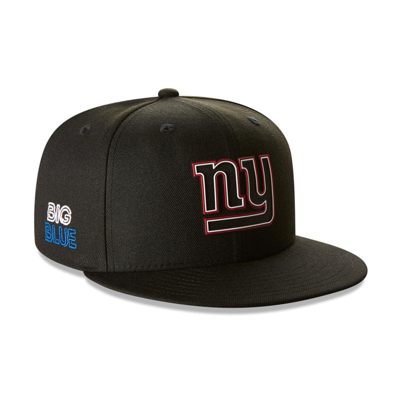 New York Giants NFL 20 Draft Official 9FIFTY Cap