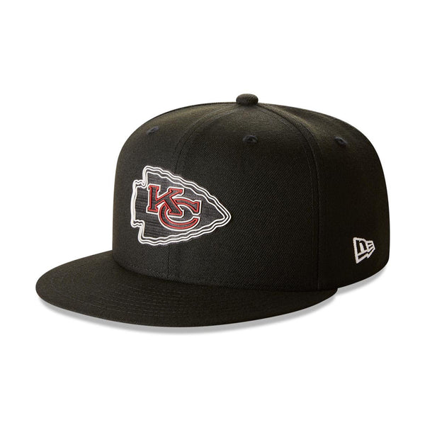 Kansas City Chiefs NFL 20 Draft Official 9FIFTY Cap