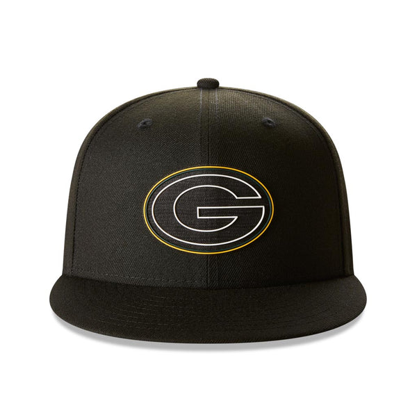 Green Bay Packers NFL 20 Draft Official 9FIFTY Snapback Cap