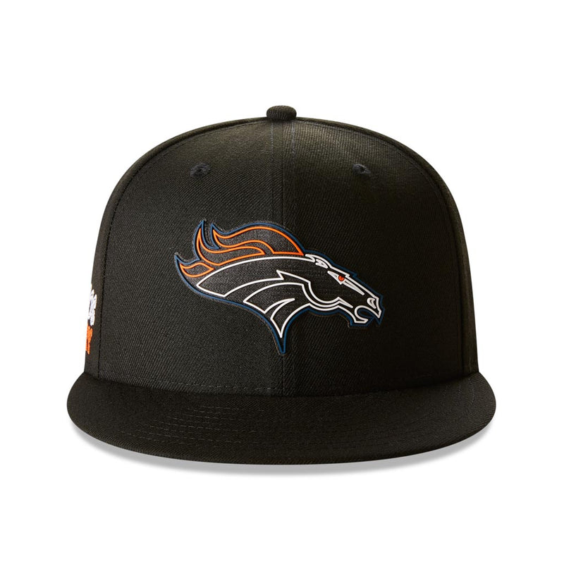 Denver Broncos NFL 20 Draft Official 9FIFTY Cap