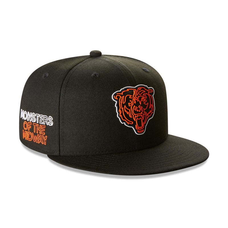 Chicago Bears NFL 20 Draft Official 9FIFTY Cap