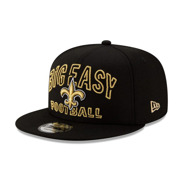 New Orleans Saints NFL 20 Draft Alternate 9FIFTY Cap