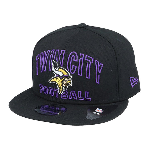 Minnesota Vikings NFL 20 Draft Alternate 9FIFTY Cap