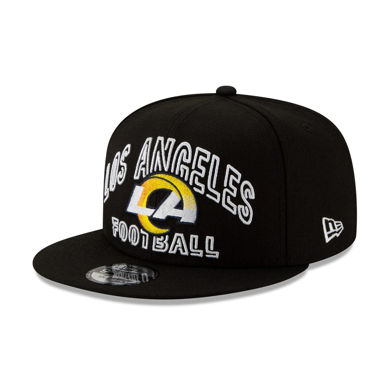 Los Angeles Rams NFL 20 Draft Alternate 9FIFTY Cap