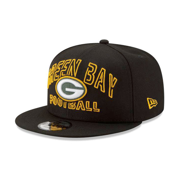 Green Bay Packers NFL 20 Draft Alternate 9FIFTY Cap
