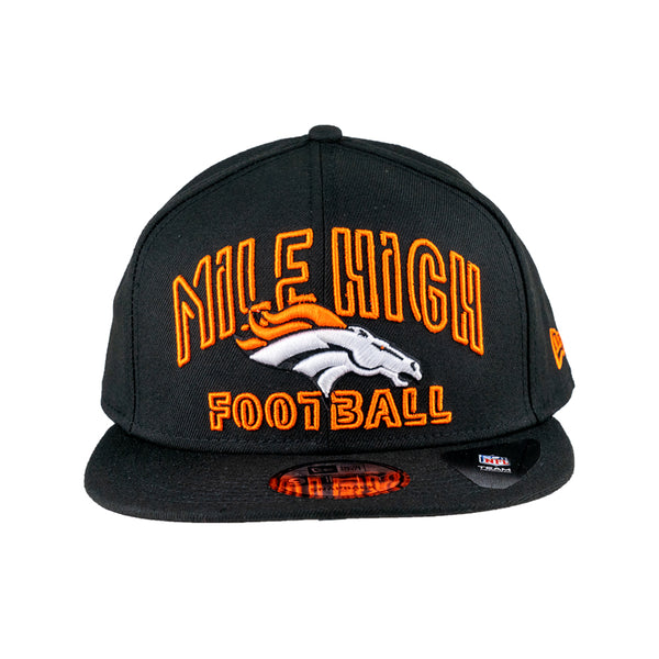 Denver Broncos NFL 20 Draft Alternate 9FIFTY Cap