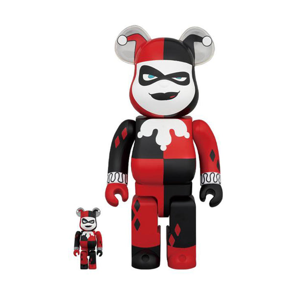 Be@rbrick Harley Quinn 100% & 400% 'Batman the Animated Series Version'