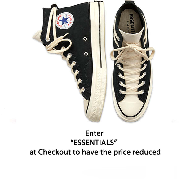 Converse x FOG ESSENTIALS Chuck 70 | black