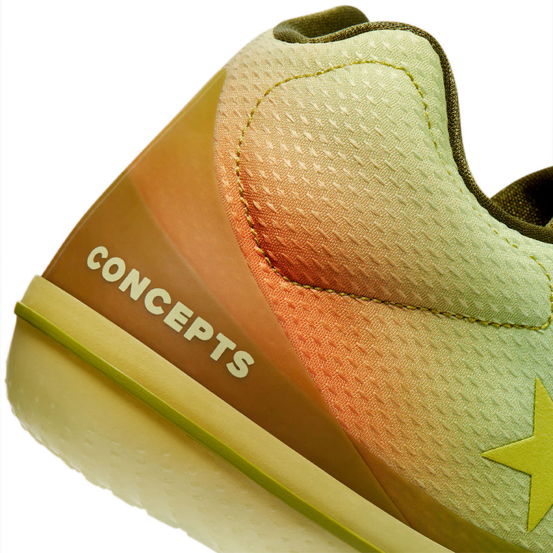 + Concepts All Star BB Evo 'Southern Flame'