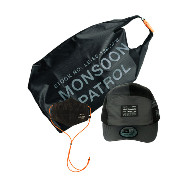 + SBTG 'Monsoon Patrol II' Black Bundle