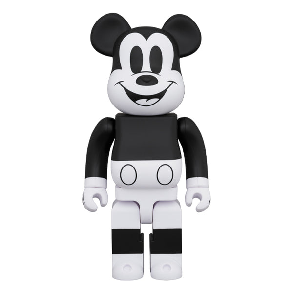 + Mickey Mouse Be@rbrick 1000% 'B&W 2020 Ver.'