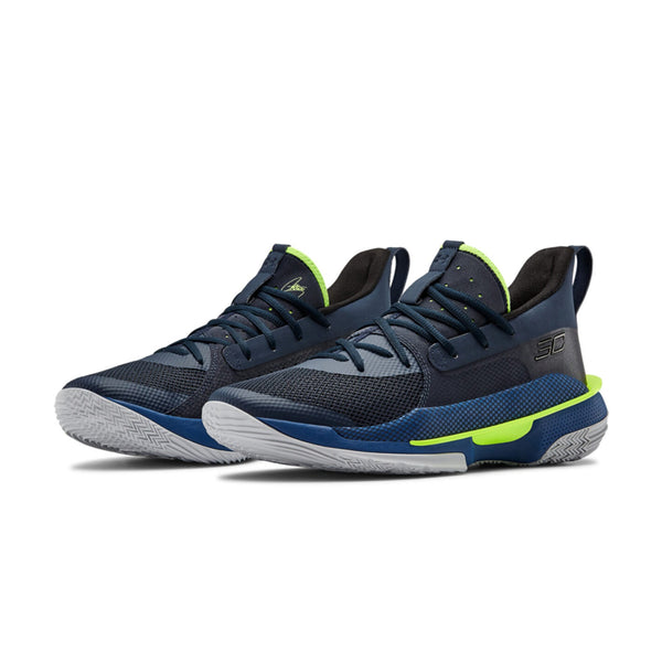 Under Armour Curry 7 Navy Blue