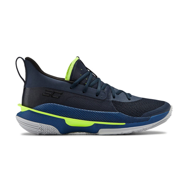 Curry 7 'Navy Blue'