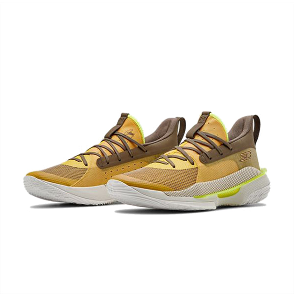 Under Armour Curry 7 Zeppelin Yellow