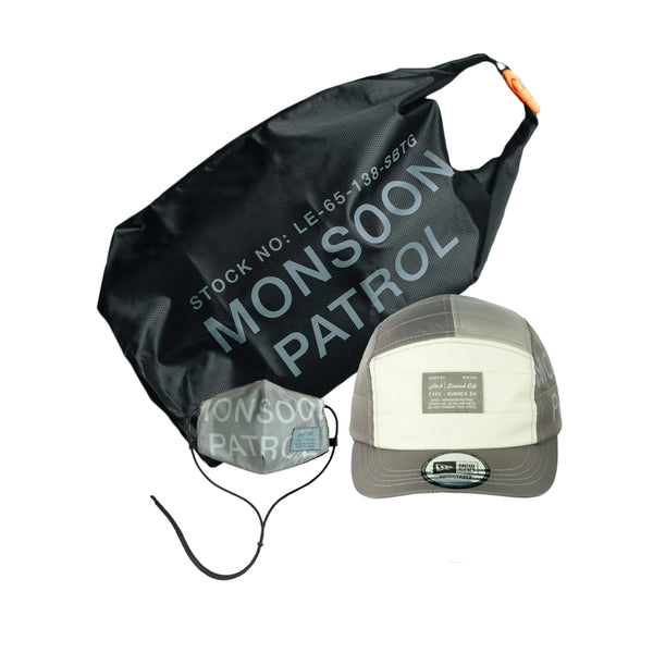 + SBTG 'Monsoon Patrol II' Grey Bundle