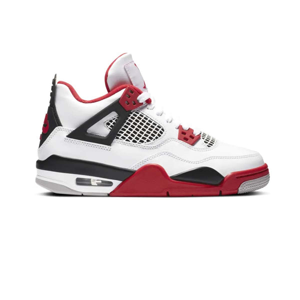 "Air Jordan 4 Retro  GS ""Fire Red"""