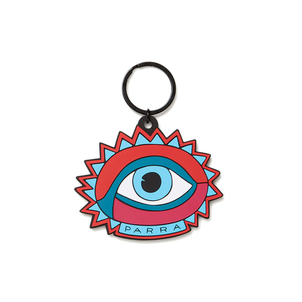Open Eye Keychain