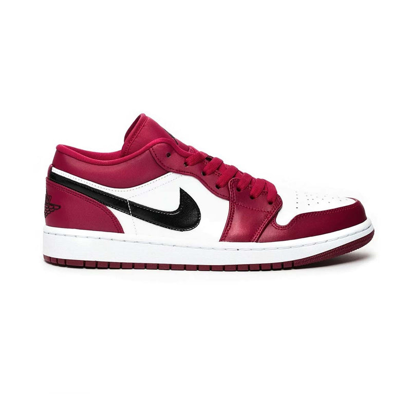 "Air Jordan 1 Low ""Noble Red"""