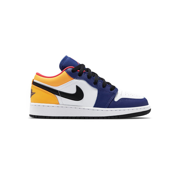 Air Jordan 1 Low GS 'Royal Yellow'