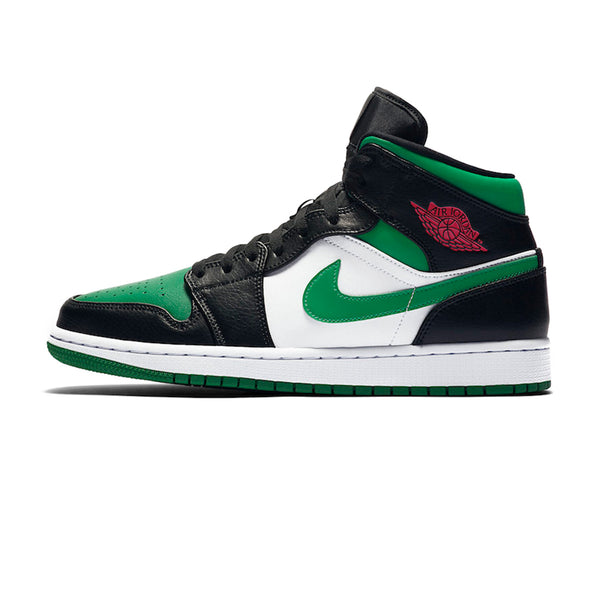 Air Jordan 1 Mid 'Pine Green'