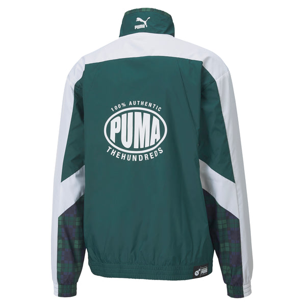 + The Hundreds Men's Track Jacket