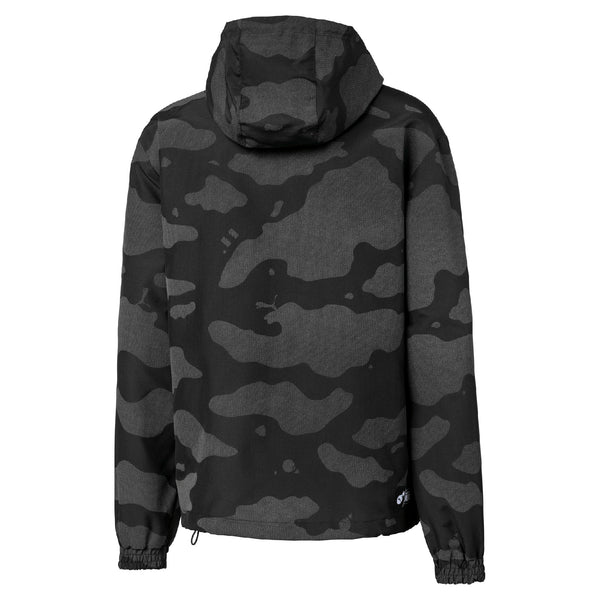 + The Hundreds Reflective Windbreaker