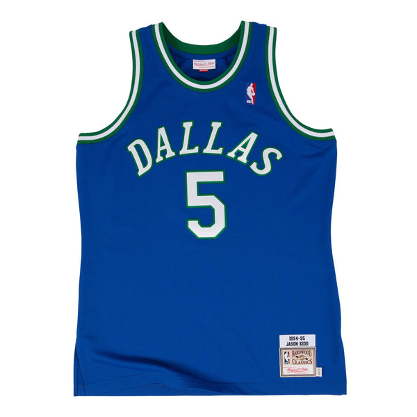NBA Hardwood Classics Swingman Jersey Dallas Mavericks Jason Kidd 1994-95