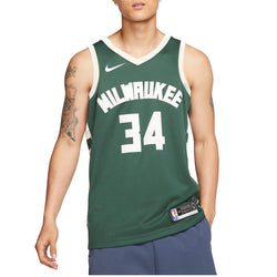 NBA Swingman Jersey Giannis Antetokounmpo Bucks Icon Edition