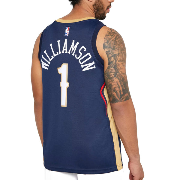 Nike New Orleans Pelicans Zion Williamson Jersey