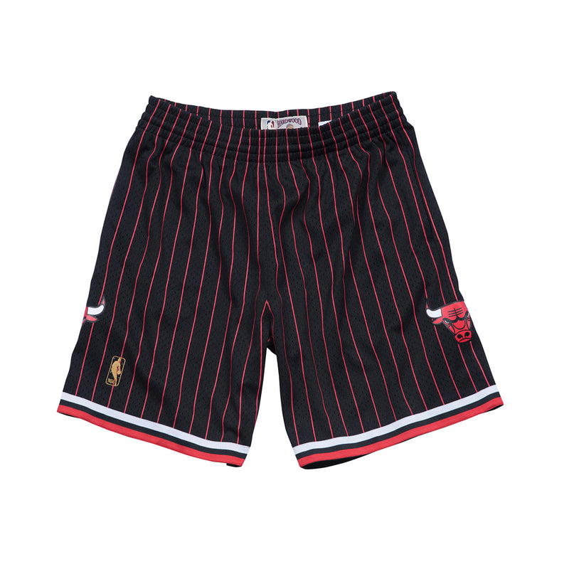 NBA Hardwood Classics Swingman Shorts Alternate Chicago Bulls 1996-97