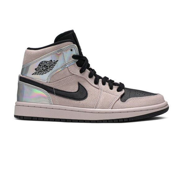 Air Jordan 1 Mid Wmns 'Iridescent'