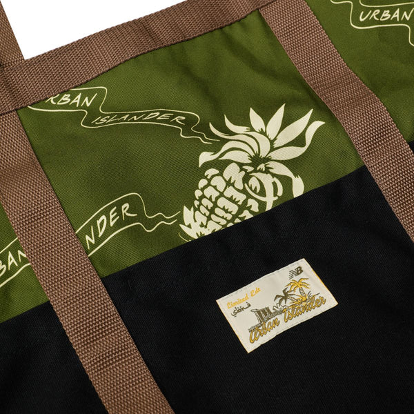 + Limited Edt x SBTG Urban Islander Tote Bag